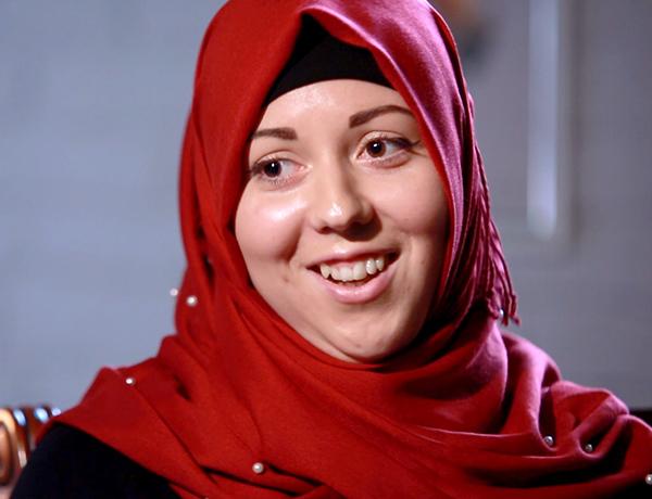 Девушки принявшие ислам знакомства