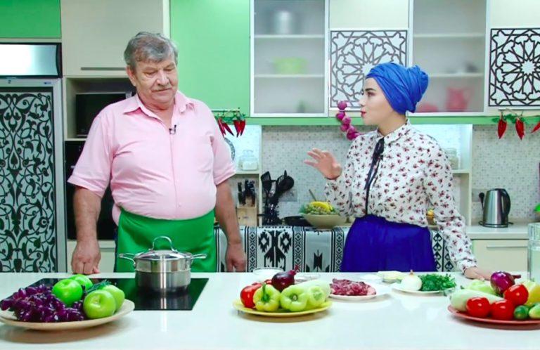 Либжа рецепт черкесская