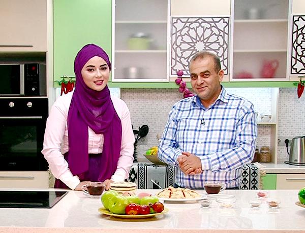 Арабская женщина на кухне видео фото 569-525